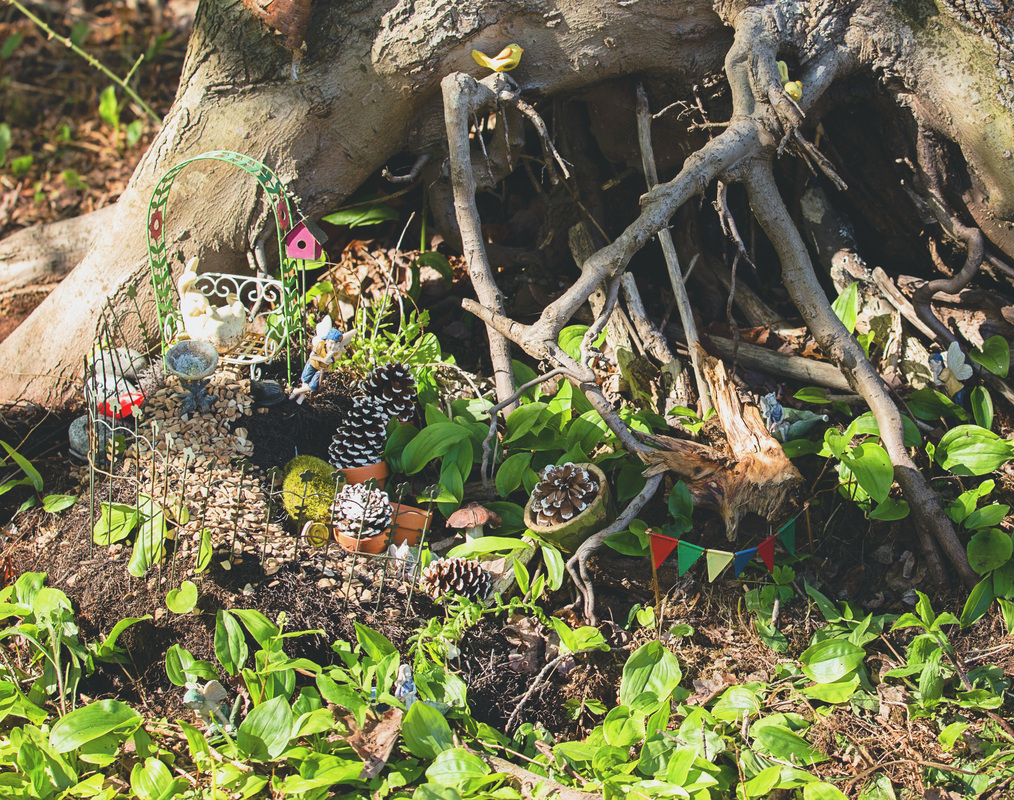 FAIRY GNOME DISCOVERY WALK - MAY 4 & 5, 2019 - Welcome
